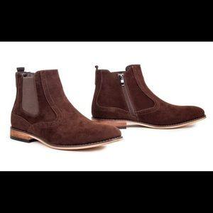 Gino Vitale Chelsea boots